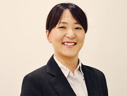 上尾教室 教室長 奥 亜由美