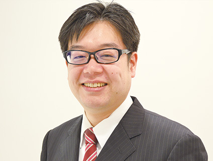 京都西大路教室 教室長 沖 武史