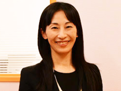 名古屋緑教室 教室長 浅井 南帆子