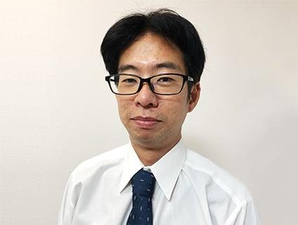 練馬武蔵関教室 教室長 山下 達郎
