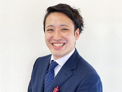 埼大通り教室 教室長 吉田 親平