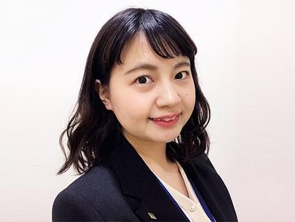 千里中央教室 教室長 水谷 綾花