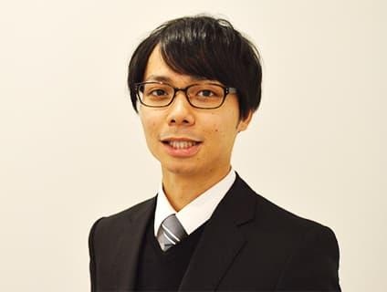 つくばみどりの駅前教室 教室長 吉葉 卓矢